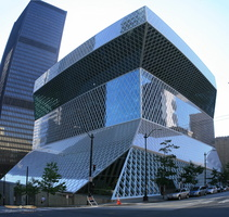 Seattle Public Library - Click to zoom !