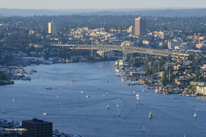 Lake Union & Ship Canal Bridge