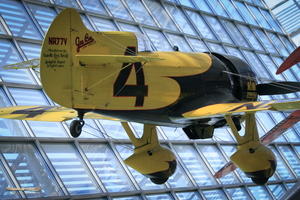 Gee Bee Model Z City of Springfield (replica)