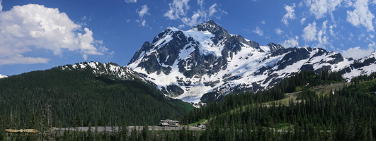 Mount Shuksan, 2783m (9131ft)
