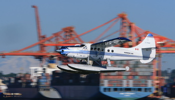 Turbo Otter taking-off