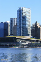 Vancouver convention center & Fairmont Pacific Rim building