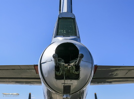 B-29 rear turret