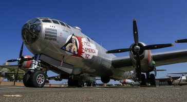 "Boeing B-29 Superfortress ""Miss America '62"""