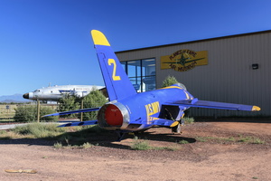 Planes of Fame (Arizona branch), Valle, AZ