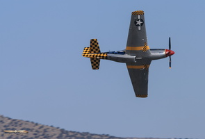 "North American P-51D Mustang ""Luscious Lisa"""