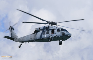 Sikorsky MH-60S Knighthawk from HSC-23 Wildcards