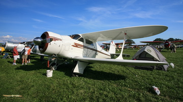 Beechcraft Model 17 Staggerwing