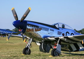 "North American P-51D Mustang ""Live Bait"""