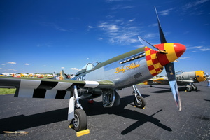 "North American P-51D Mustang ""Lady Alice"""