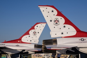 Thunderbirds tails