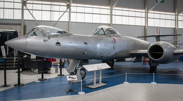 Gloster Meteor F.8 Prone