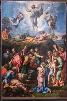 Raffaello, The Transfiguration, XVI century