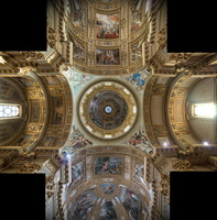 Dome of Sant'Andrea della Valle by Lanfranco & Domenichino