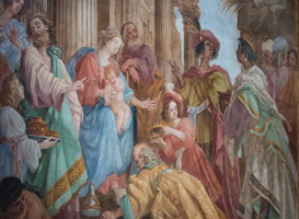 Baglione - Adoration of the Magi