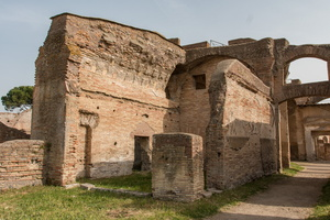 Building of Serapis