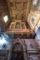 Organs of Santa Maria in Trastevere