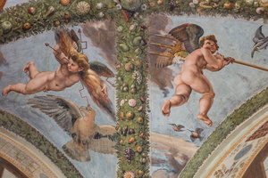 Angels having stolen Jupiter and Neptune's attributes