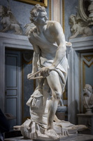 David by Bernini (17th AD)