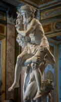 Aeneas and Anchises by Bernini (17th AD)
