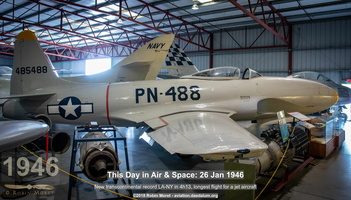 Lockheed P-80A Shooting Star - Planes of Fame, Chino, CA