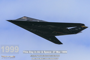 Lockheed F-117A Nighthawk - RIAT, RAF Fairford, UK