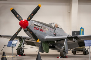 "North American P-51D Mustang ""Bad Angel"""